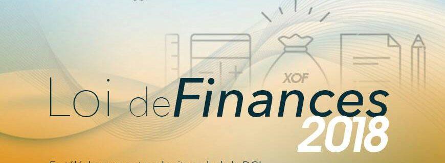 Bénin – La loi de Finances Gestion 2018 disponible !