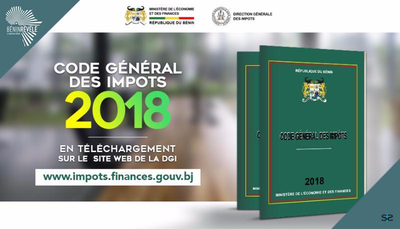 Le Code Général des Impôts 2018