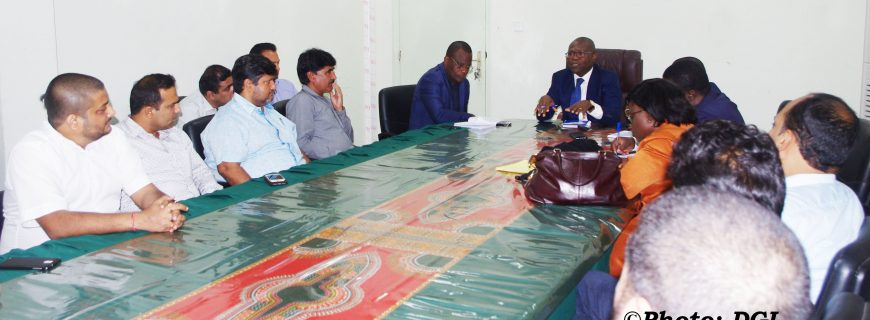 La DGI et la Communauté indienne au Bénin : un « nouveau partenariat de confiance » scellé