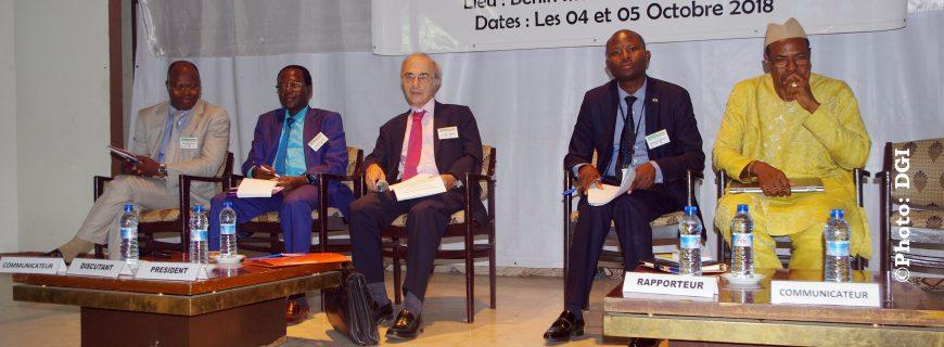 Colloque International de Cotonou: Les gisements fiscaux putatifs au cœur des discussions