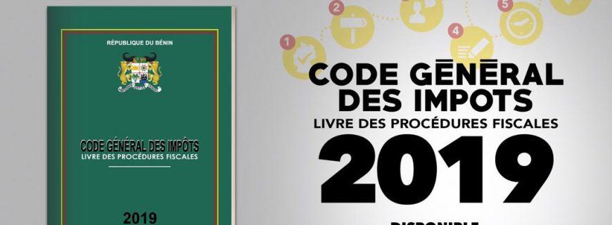 La nouvelle édition du Code Général des Impôts est disponible