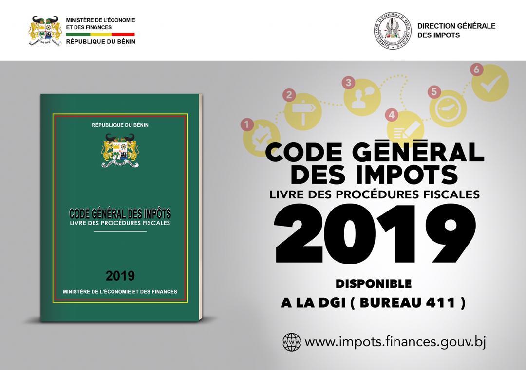 Le Code Général des Impôts 2019