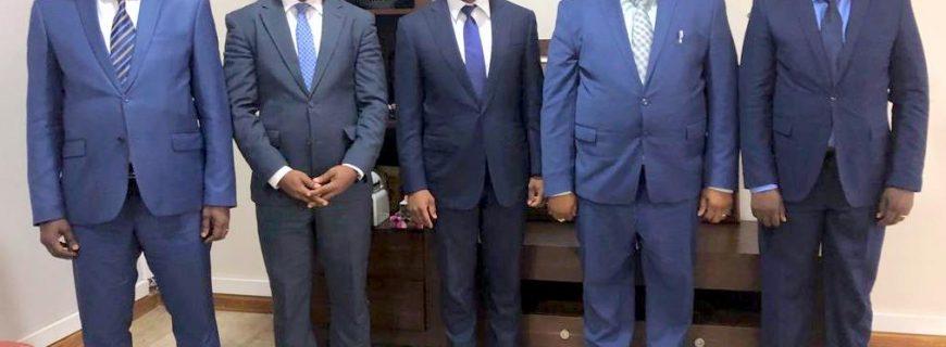 Partage d'expériences entre administrations fiscales : Le Ministre WADAGNI échange avec la mission congolaise au Bénin