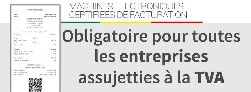 OBLIGATION D'UTILISER LES MACHINES ÉLECTRONIQUES CERTIFIÉES DE FACTURATION DE LA TVA [Vidéo]