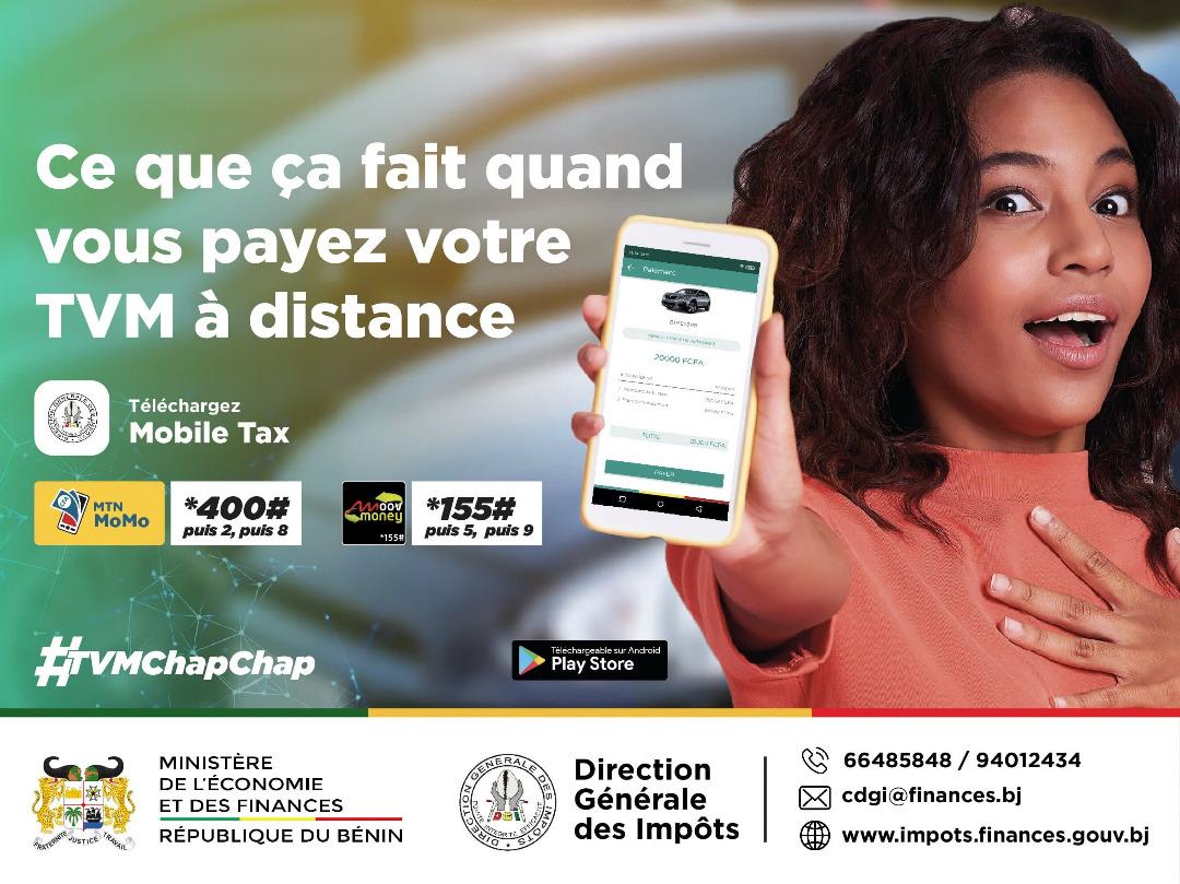 PAIEMENT DE LA TVM PAR TÉLÉPHONIE MOBILE