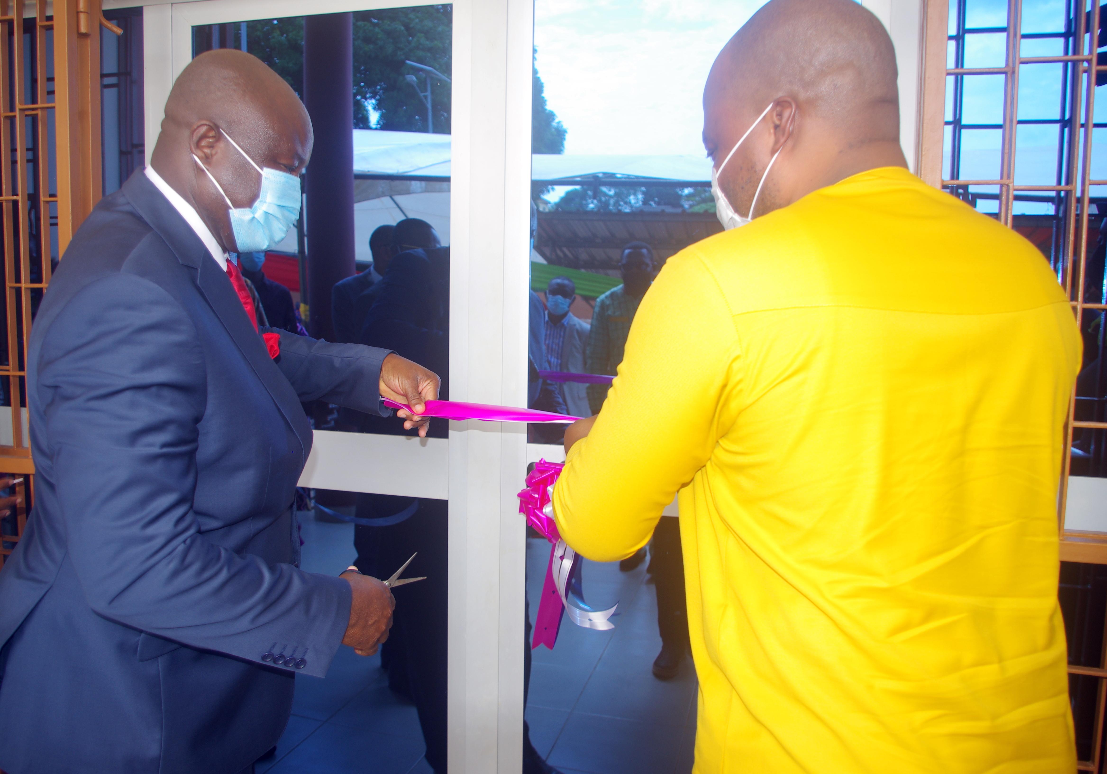 Inauguration du nouveau site du CIME/Ouémé-Plateau : Offrir un cadre d'accueil sain et commode aux contribuables !